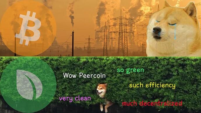 PeercoinDogeMeme