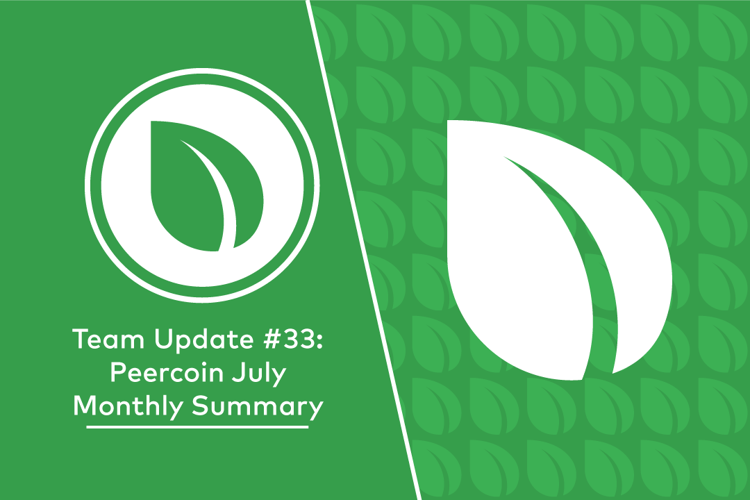 peercoin-july